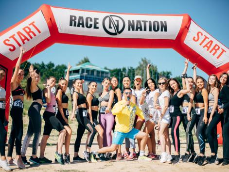 Race of Beauty - extreme run for the candidates of Miss Ukraine 2019 contest  | Miss Ukraine