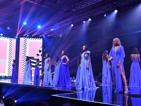 The Final of Miss Ukraine 2018 Contest