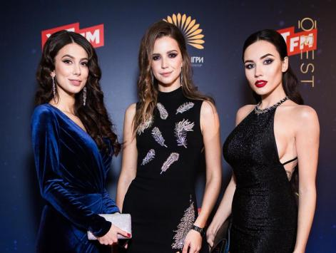 Red carpet of the M1 Music Awards | Miss Ukraine