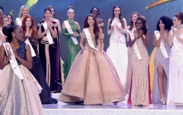 Miss World 2017 - Final: Polina Tkach