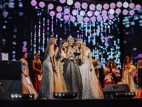 The red carpet of the Miss Lviv 2019 contest  | Miss Ukraine